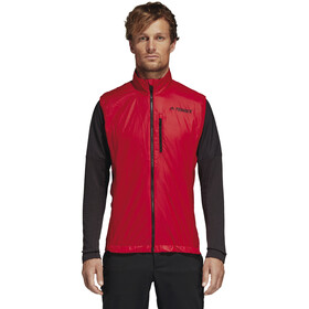 adidas TERREX Agravic Running Vest Men red